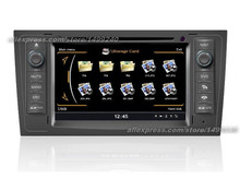 For Audi RS6 1999~2004 – Car GPS Navigation DVD Player Radio Stereo TV BT iPod 3G WIFI Multimedia System