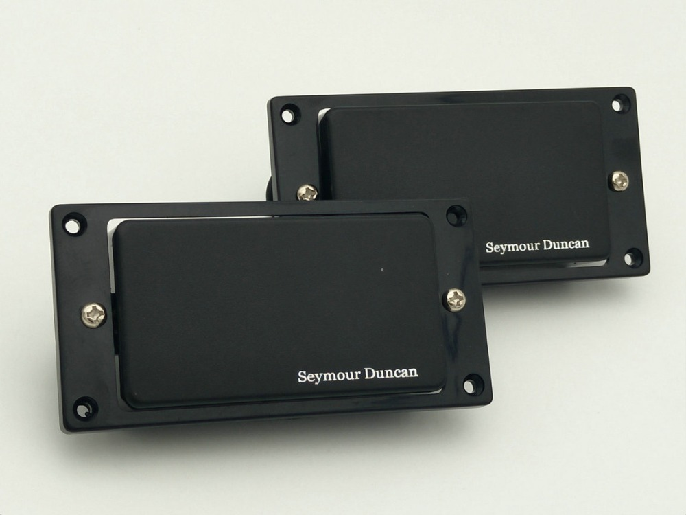 Humbucker Pickup Electric-Guitar Seymour Duncan Passive Wax-Pot