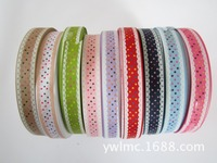 Free Shipping 100 Yards Roll 10mm Colorful Silk Satin Ribbon Wedding Party Decoration Gift Craft Sewing