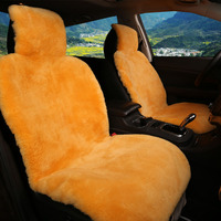 Car Seat Cover Seats Covers Wool Warm For Toyota Auris Avensis Aygo Camry 40 50 Chr