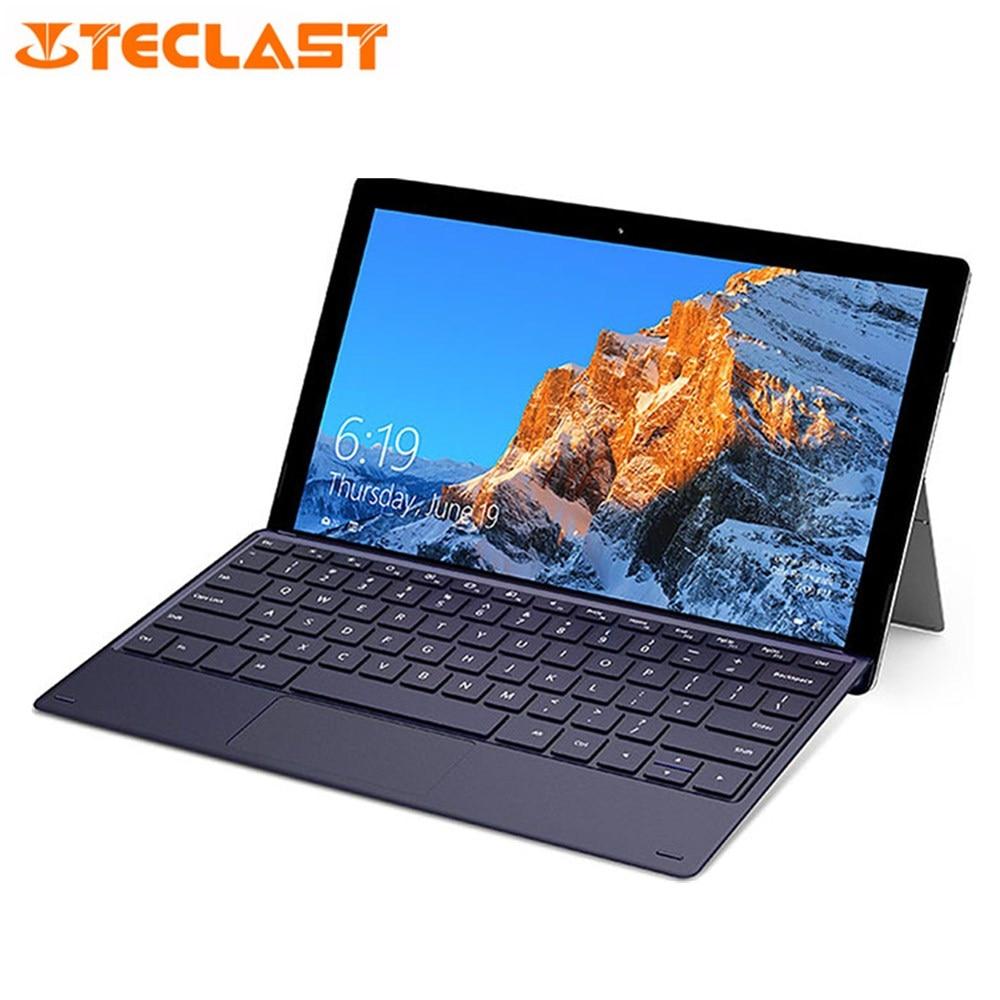 Teclast X4 2 in 1 Tablet Laptop 11.6 inch Windows 10 Celeron N4100 Quad Core 1.10GHz 8GB RAM 128GB SSD 5.0MP HDMI with Keyboard