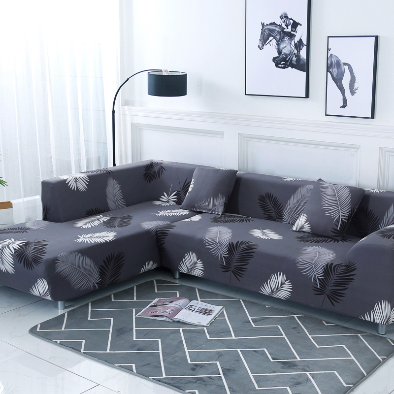 Excellent Us 3 79 52 Off Stretch Sofa Cover Slipcovers Elastic All Inclusive Couch Case For Different Shape Sofa Loveseat Chair L Style Sofa Case 1Pc In Sofa Machost Co Dining Chair Design Ideas Machostcouk