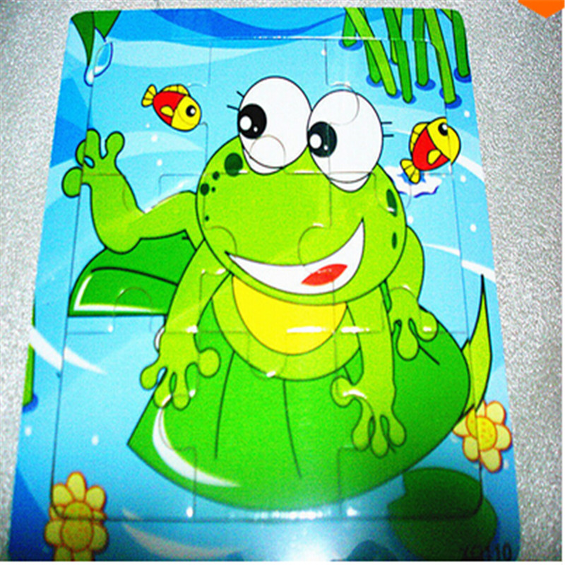 frog puzzle game