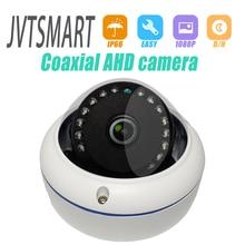 jvtsmart  AHD Analog indoor Camera  High Definition Surveillance Infrared Camera 720P 1080p AHD CCTV metal Dome camera Security стоимость