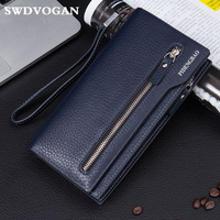 Wallet Male Purse For Phone Bag Case For Xiaomi Redmi Note 4 5 5 Phone Pocket