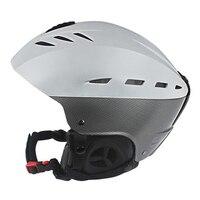 MOON New Fashion Skiing Helmet Breathable Ultralight Ski Helmet 22 Color CE Cerification Snowboard Skateboard Helmet