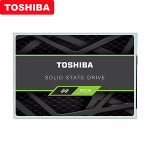 "Image 3 - 100% TOSHIBA 240GB Solid State Drive TR200 SSD 480GB 64 layer 3D BiCS FLASH TLC 2.5"" SATA III 960GB Internal Disk for PC Laptop"
