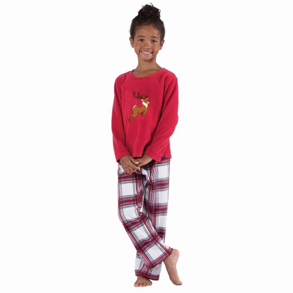 2018 חג המולד משפחת פיג 'מה סט חם למבוגרים ילדים בנות ילד אמא הלבשת Nightwear בגדי חג המולד משפחת התאמת תלבושות
