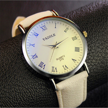 YAZOLE Famous luxury brand watch women rome Quartz Watch Dress Watch Ladies Female Clock Montre Femme Relogio Feminino