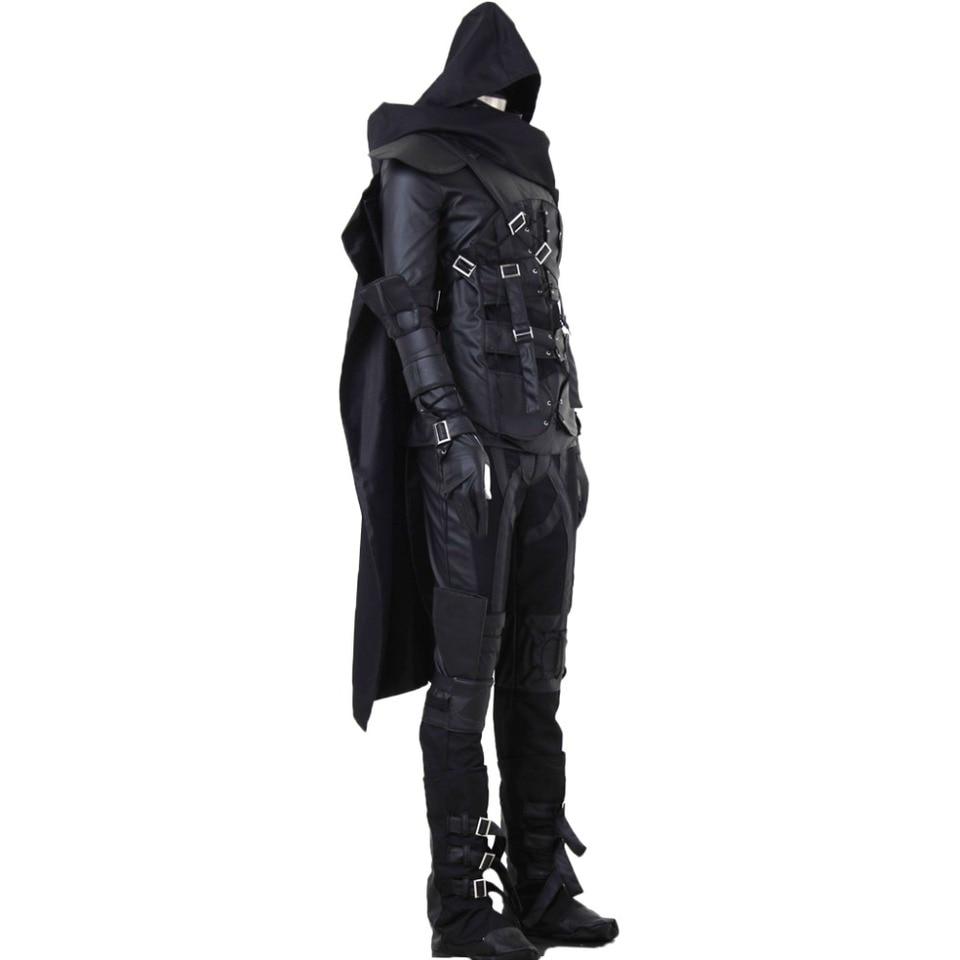 Hot Spiel Dieb 4 Cosplay Kostüm Erwachsene Halloween kostüm für männer Schwarz voll outfit Nach Maß