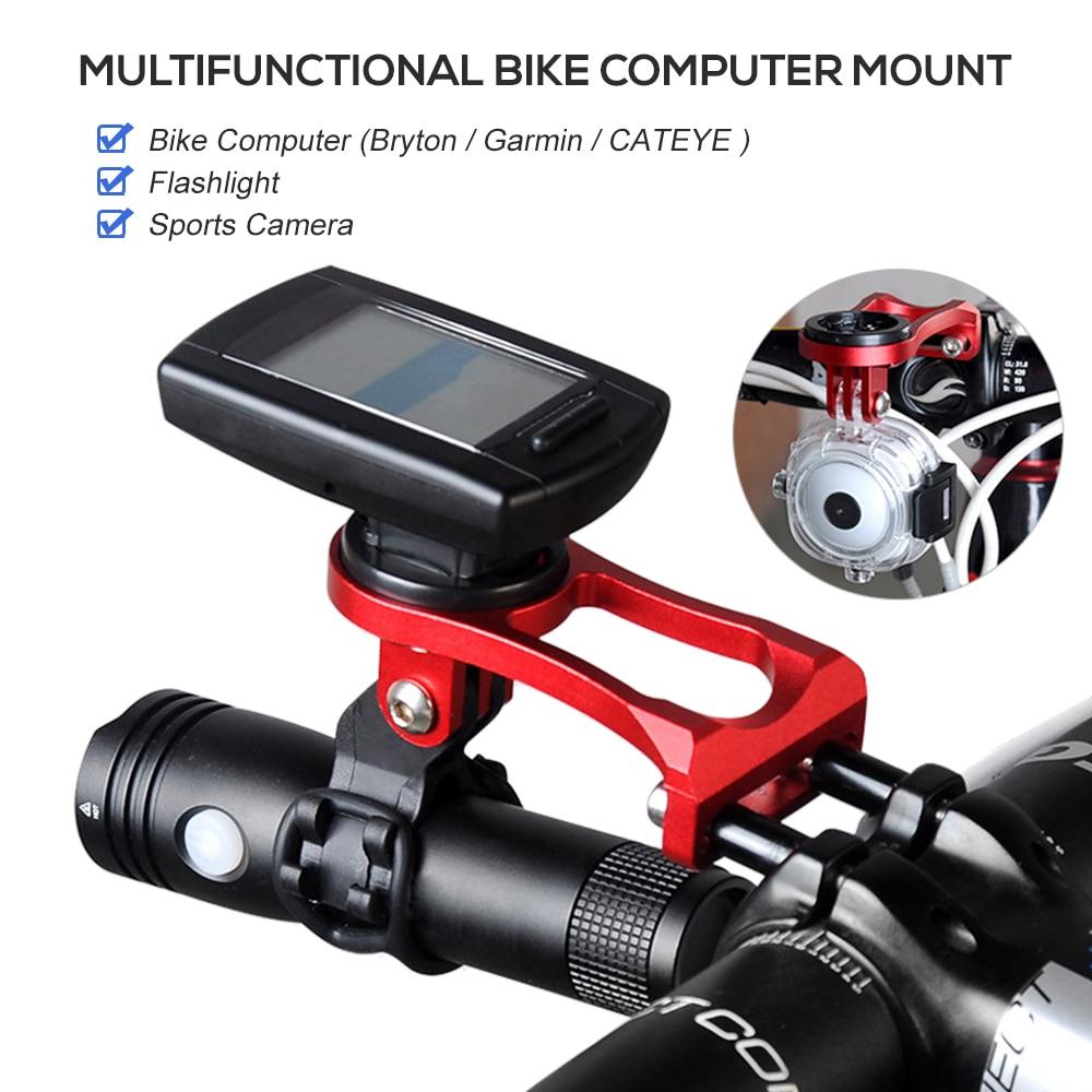 Bike Bicycle Holder Handle Phone Mount Handlebar Holder For Garmin iGPSPORT
