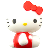 lovely hello kitty cat bedside lamp table lamp, cartoon KT night light, home decoration low consumption for Children as Bedroom