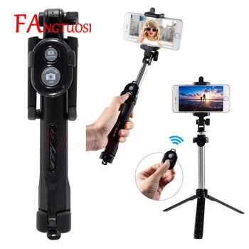 Stativ a selfie tyč