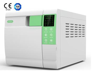 Armário de desinfecção esterilizador autoclaves 18l vacuum garantia esterilizador médica
