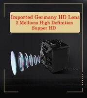 SQ10 Full HD 1080P Mini Camera Cam Micro Night Vision King Motion Detection Sensor Espia Digital