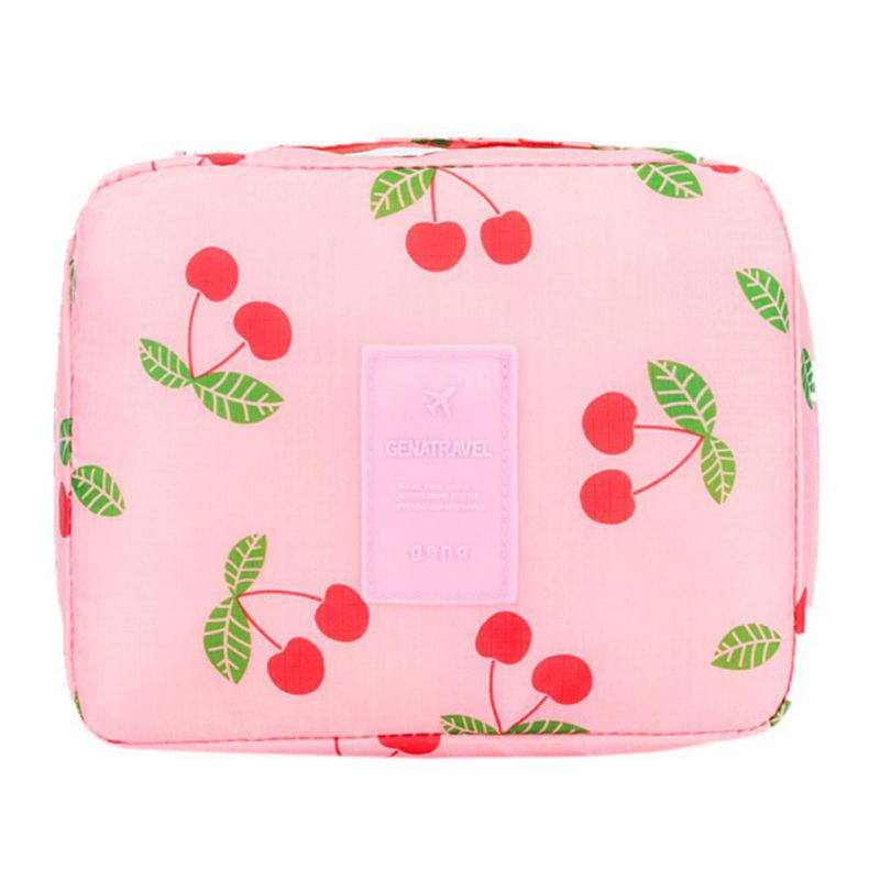 New Womens Travel Organization Beauty cosmetic Make up Storage Cute Lady Wash Bags Handbag Pouch Accessories Supplies