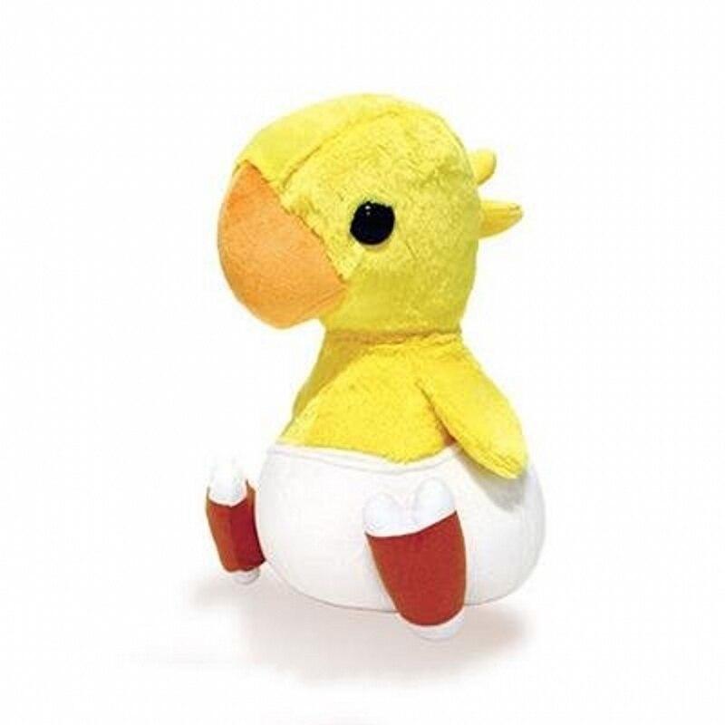 Final Fantasy плюшевые игрушки мультяшная птица плюшевая кукла 38 см