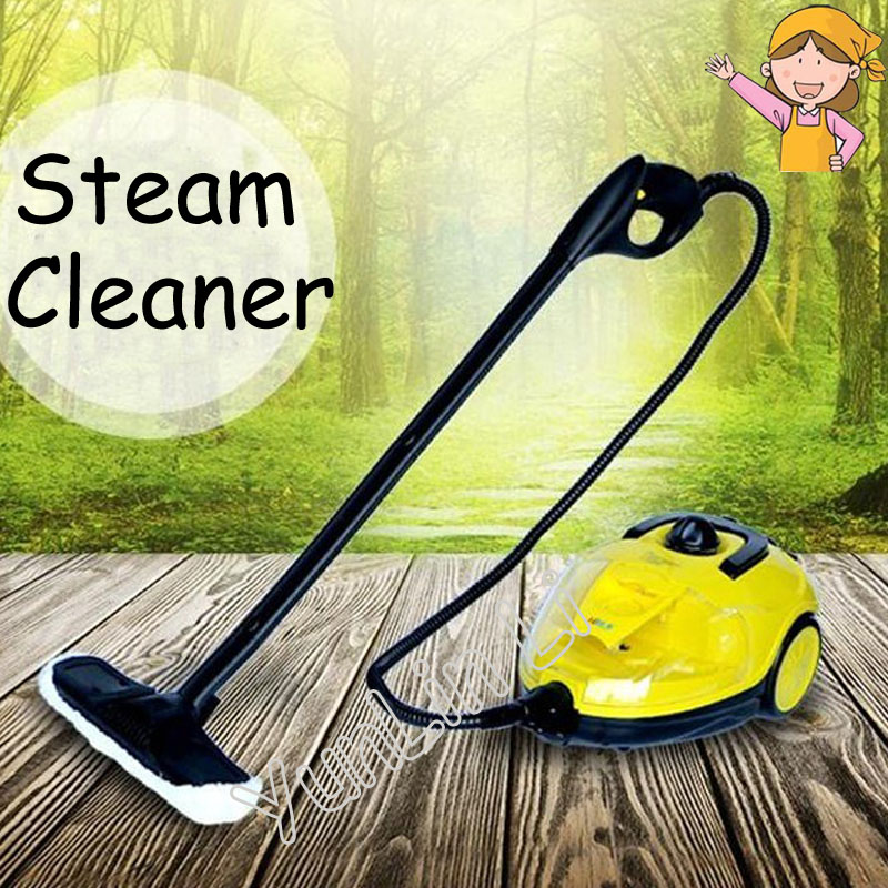High Temperature Lampblack Steam Cleaner High Pressure Car Wash Floor Sauna Cleaning Machine HB-998 car wax wash cleaning polishing expanding sponge pad yellow