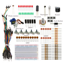 SunFounder Basic Starter Kit V2.0 for Arduino Electronics Fans DIY Kit