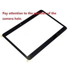 "Original panel táctil digitalizador pantalla táctil sensor de cristal para 10.1 ""Ginzzu GT-X831 Tablet Envío Gratis"