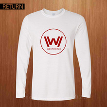 Westworld Long Sleeve Fashion Top
