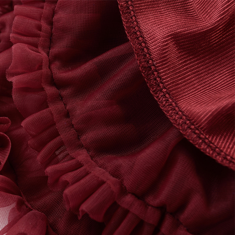 Юбка для маленьких девочек; детская Пышная юбка-американка для девочек; винно-красная юбка-пачка; детская юбка; пышная юбка-пачка для маленьких девочек;