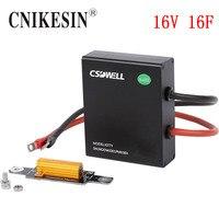 CNIKESIN 16V16F super capacitor module car audio capacitor fala capacitor module series voltage 750V100F