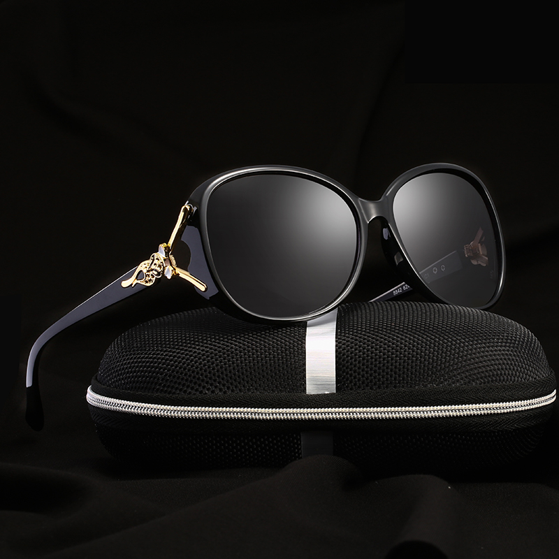 font b Polarized b font font b sunglasses b font for women metal frame glasses