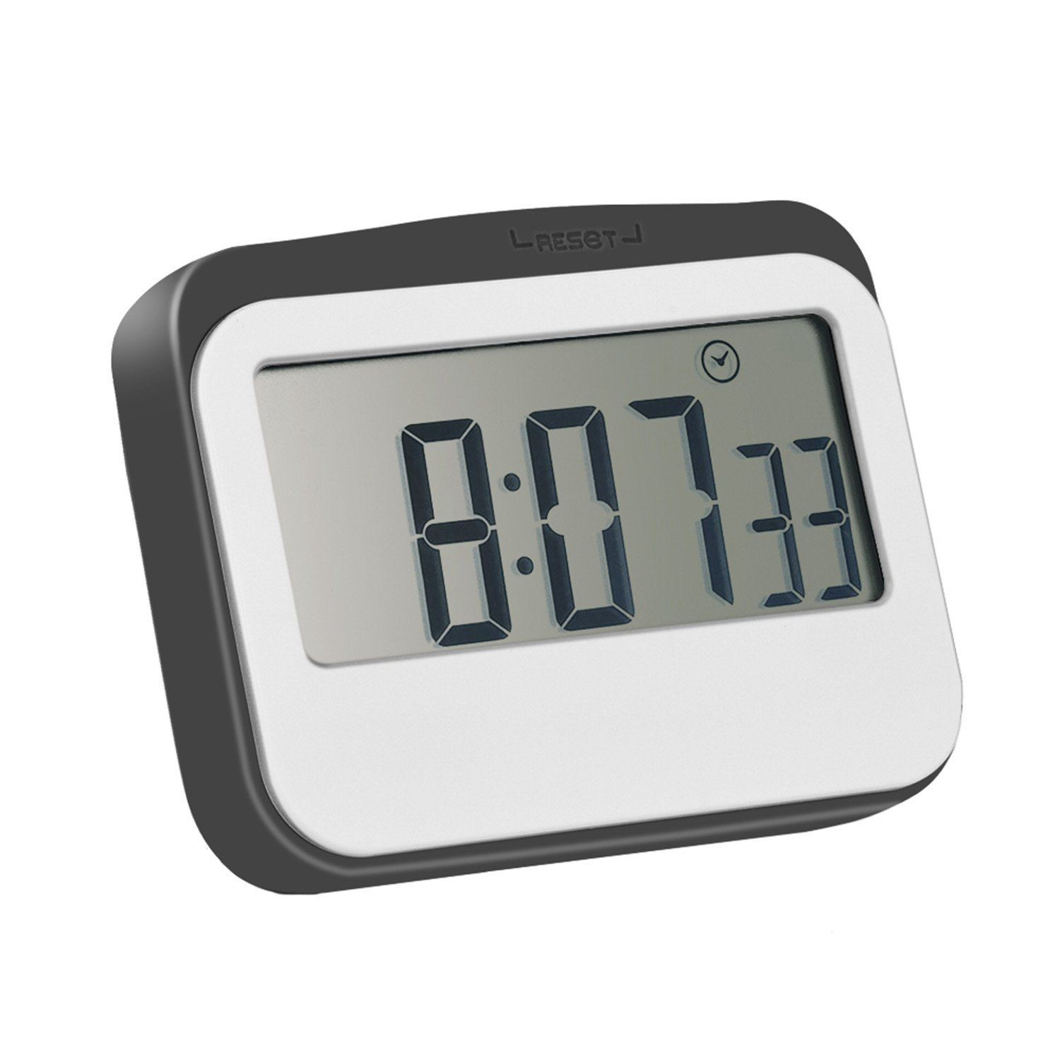 Magnetic Digital 24 Hours Kitchen Timer Clock With Large