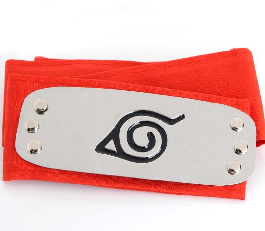 Naruto Village logo Symbol Headbands