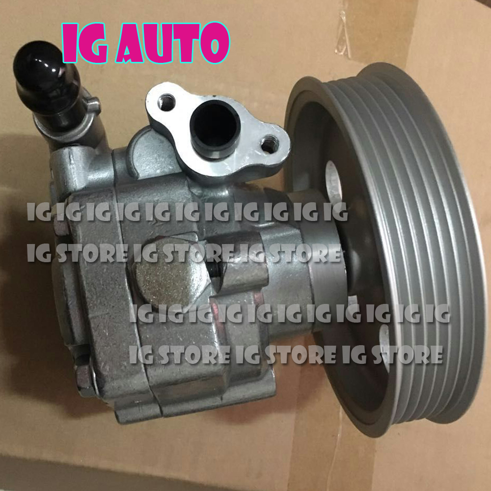 1,,,Power Steering Pump For AUDI A4 B8 A5 8K0145153F QSRPA1026 54441 07B1008 SP85258 DP3222