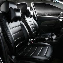 цена на special car leather seat cover automobile cushion for Skoda Octavia Fabia Superb Yeti Rapid VOLVO V60/40 XC90 XC60 S60L/80L XC90