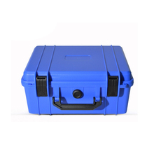 лучшая цена SQ2620 waterproof dustproof tool box hard plastic storm tool case with foam