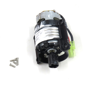 Motor with Water Cooling Syste