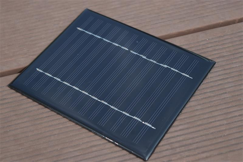 Xinpuguang 5pcs 148*120mm 6V 1.2w monocrystalline epoxy resin Drip board solar panel for DIY Kit