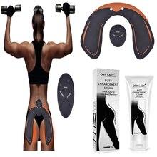 Butt Enchancement Creme EMS Hüfte Trainer Sexy Hüfte Gesäß Erweiterung Hüfte Enhancer Lift Up Anlage Extrakt Effektive Massage Creme