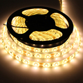 Waterproof 5630 LED tape 5meter DC12V 300Led Warm White Cuttable Flexible led Strip outdoor  Decorative LED Light Strip