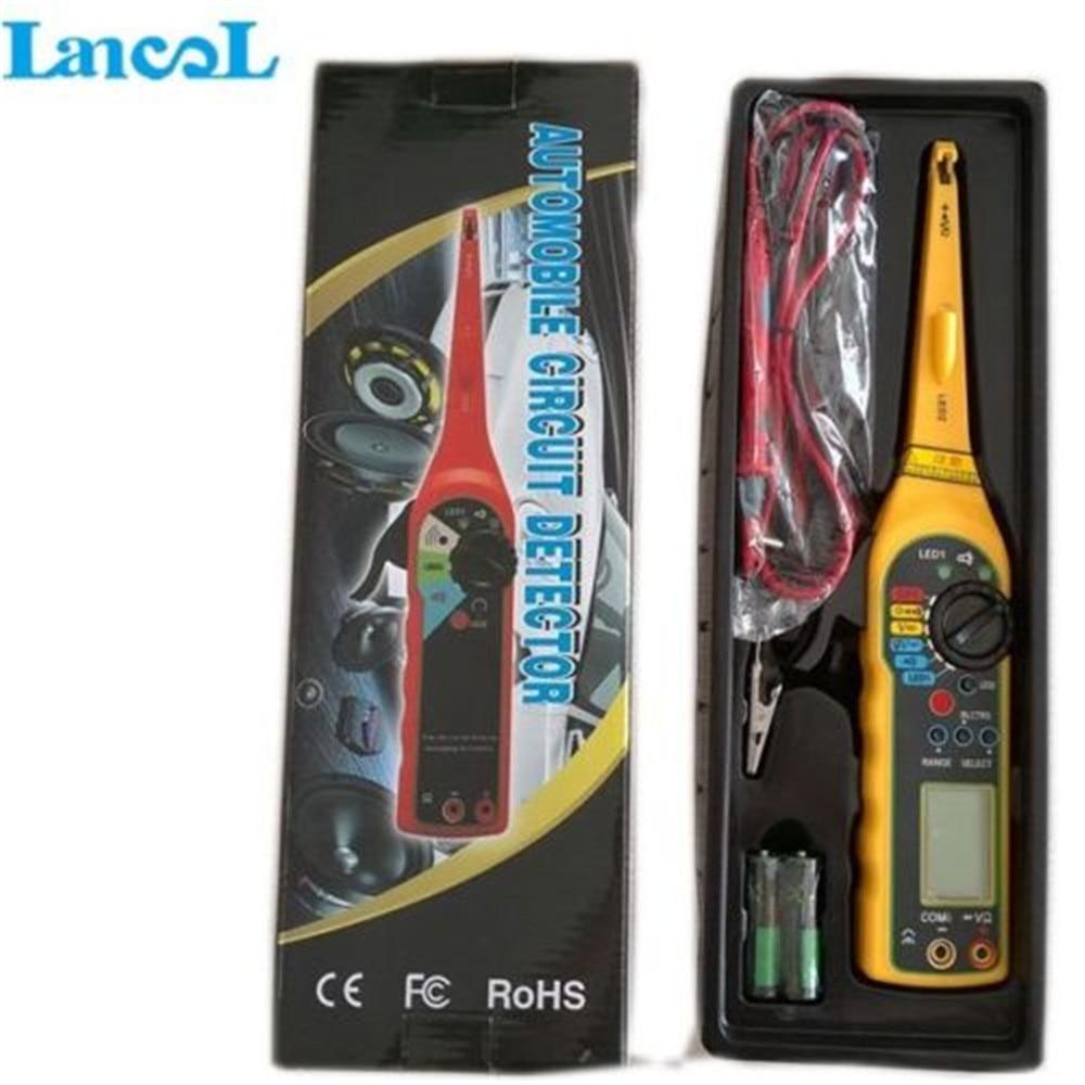 Hot Sale MS8211 Car Automotive Electrical Multi-function Multimeter Auto Circuit Tester Multimeter Lamp  AutRepair Tools 4 in 1  Multan