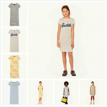 60d5a760579 Предварительная продажа BOBO2019 Новый Тао детское платье для девочек
