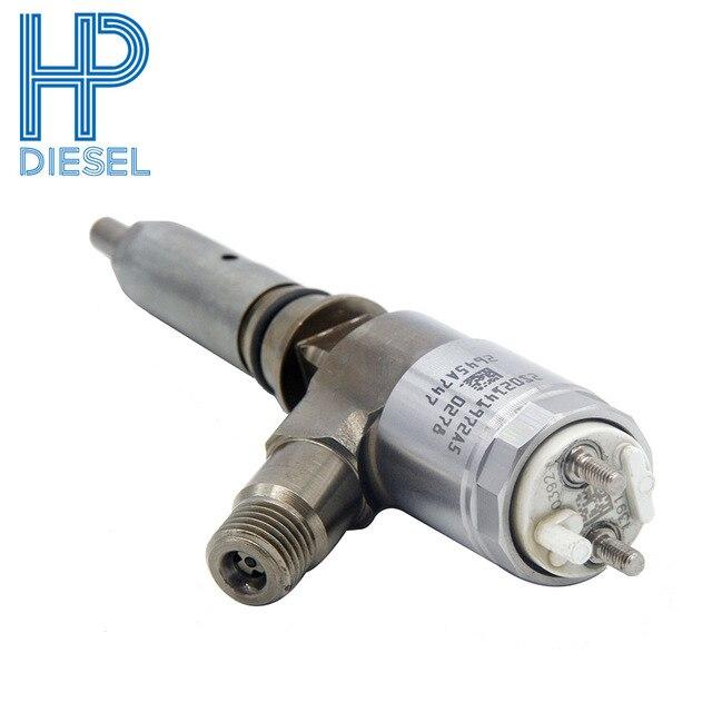 Injecteur à rail commun 2645A747 | Nouveau type, pour moteur Caterpillar C6.6, pelle CAT323D, injecteur de carburant diesel 320-0680/2645A747