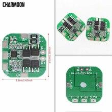 4S 14.8V 16.8V 20A szczyt litowo jonowy BMS PCM tablica zabezpieczająca baterię BMS PCM dla litowej LicoO2 Limn2O4 18650 LI bateria diy kit