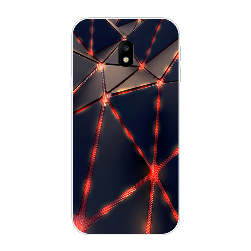 Image 5 - Soft TPU Case For Samsung Galaxy J3 2017 EU Case Coque for Samsung Galaxy J3 2017 Cover for Samsung J3 2017 J330 bumper Capas-in Fitted Cases from Cellphones & Telecommunications