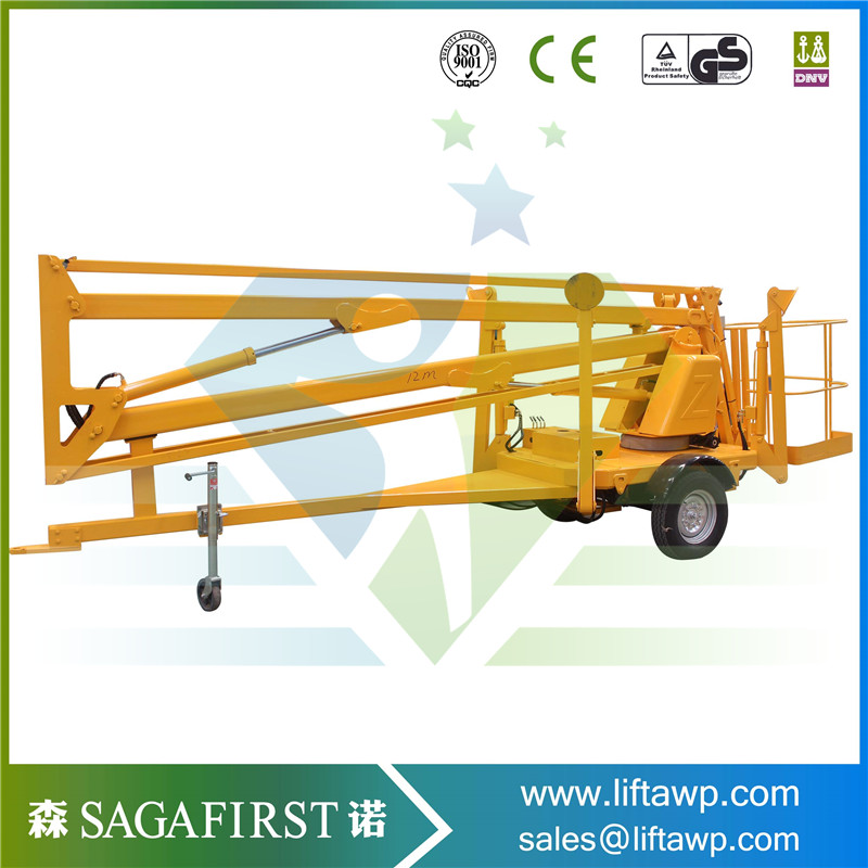 2017 CE ISO Qualified Aerial Working Platform
