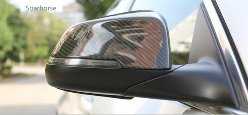 For BMW Door mirror cover