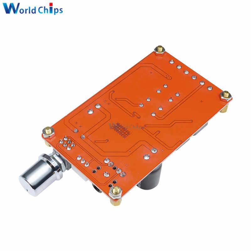 XH-M189 DC24V double canal carte amplificateur de puissance stéréo TPA3116D2 TPA3116 2*50W haut de gamme Module de carte amplificateur de puissance numérique