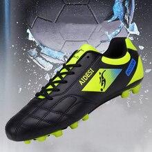 Los hombres tendencia zapatillas de deporte al aire libre botas de fútbol  de alta calidad niño 93632bb37a3f7