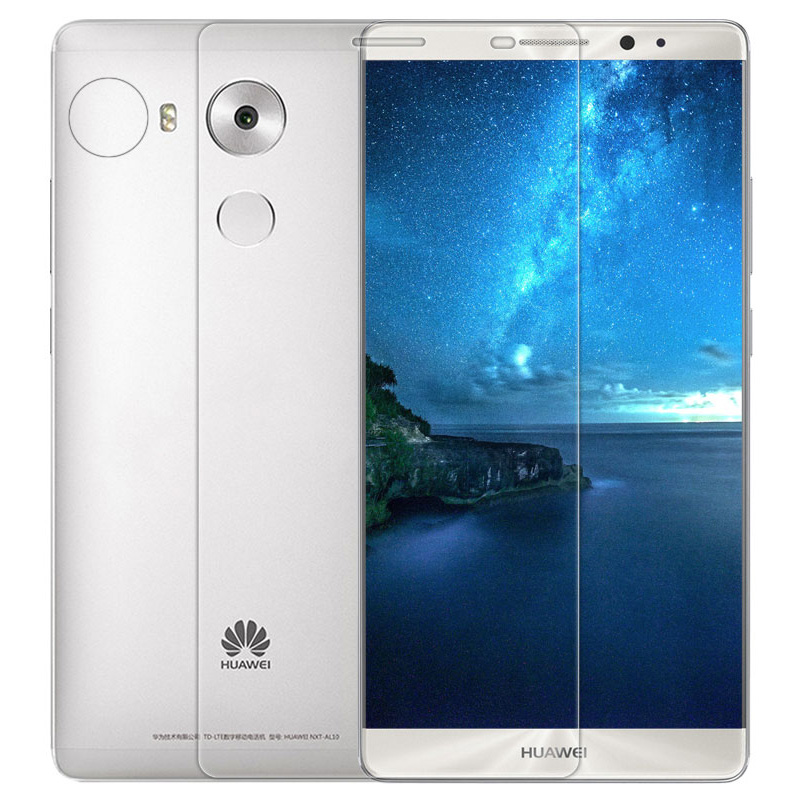 Original For Huawei Mate 8 Tempered Glass Screen Protector 9H Surface Hardness 2.5D Explosion-proof Screen Protector Film 6.0