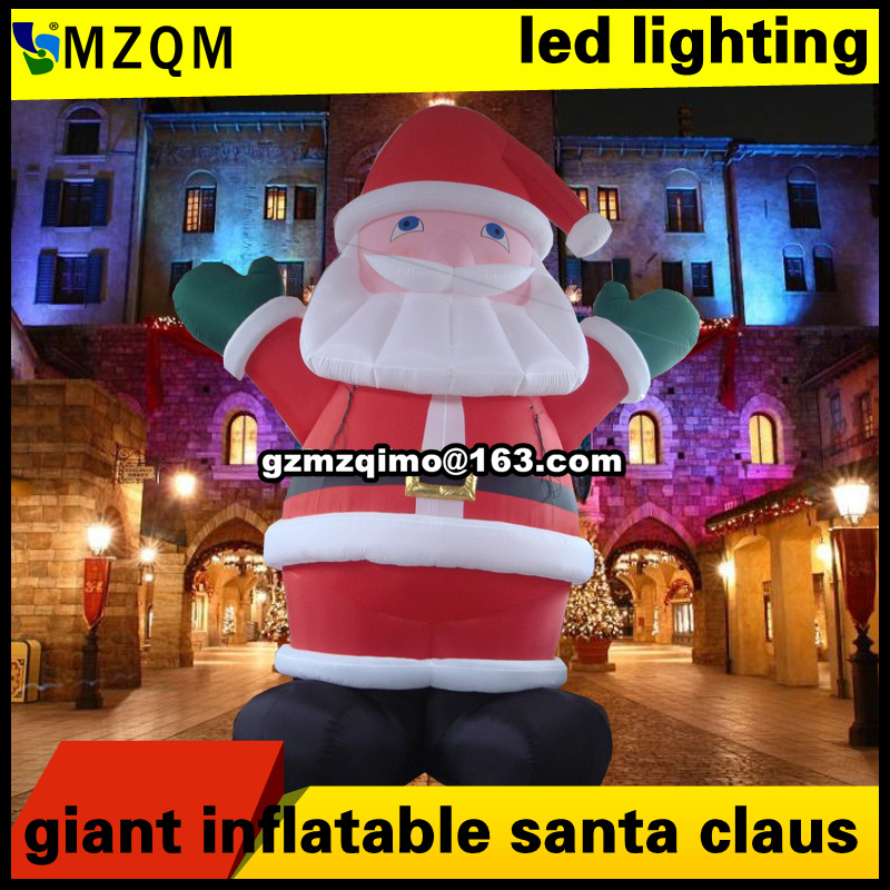 6M High Lovely Inflatable Christmas Santa Claus/Giant Inflatable Santa for Xmas Decoration/Inflatable Christmas Old Man for sale6M High Lovely Inflatable Christmas Santa Claus/Giant Inflatable Santa for Xmas Decoration/Inflatable Christmas Old Man for sale
