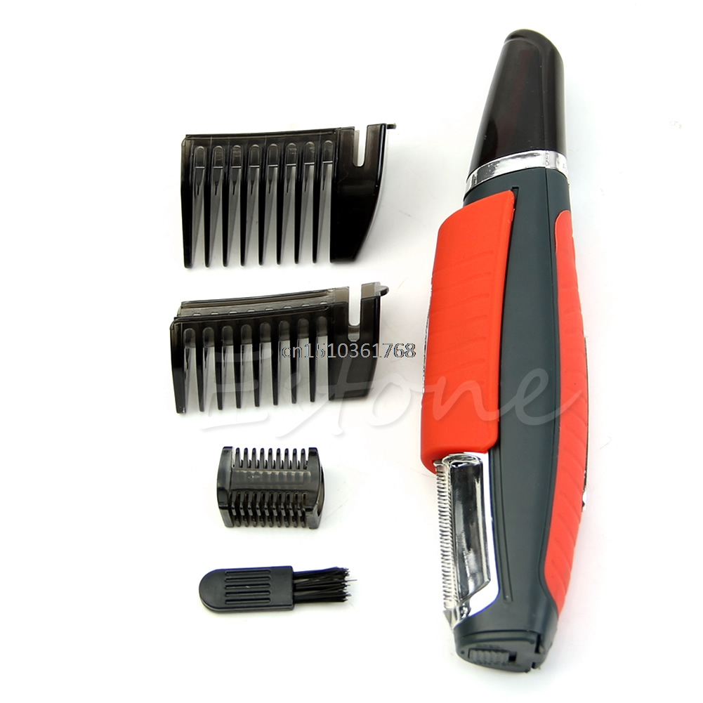 Hot Micro Touch Switchblade Shaver Grooming Remover Hair Trimmer 2 in 1 #Y05# #C05#
