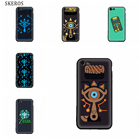 SKEROS Legend of Sheikah Slate TPU Phone Soft Cover For Iphone X 5 5S Se 6 6S 7 8 6 Plus 6S Plus 7 Plus 8 Plus #oa248